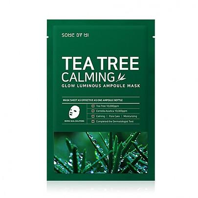 SOMEBYMI Tea Tree Calming Glow Luminous Ampoule Mask 10ea, Sheetmask, Korean Skincare & Beauty South Africa, Korean Skincare & Beauty South Africa - Korean Beauty South Africa Kbeauty Korean Skincare k beauty