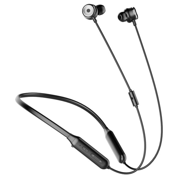 Casti In-Ear Wireless Baseus SIMU S15 Active Noise Reduction  Black - Trendmobile
