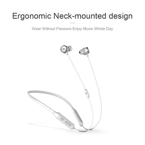 Casti In-Ear Wireless Baseus SIMU S15 Active Noise Reduction  White - Trendmobile