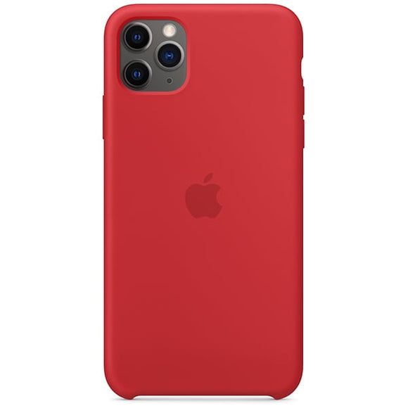 Resigilat - Husa de Silicon Apple iPhone 11 PRO MAX - Red