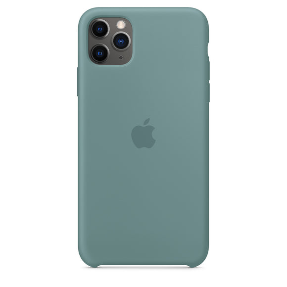 Resigilat - Husa de Silicon Apple iPhone 11 PRO MAX - Cactus