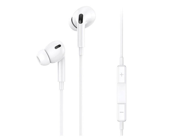 Casti USAMS 3.5MM STEREO WHITE - Trendmobile