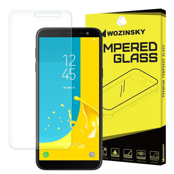Folie de sticla Wozinsky Samsung Galaxy J6 2018 - Trendmobile