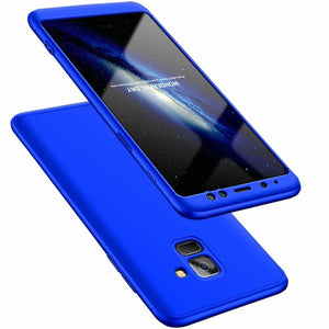 Husa 360 GKK Samsung Galaxy A40 Blue - Trendmobile