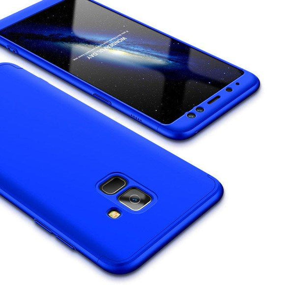 Husa 360 GKK Samsung Galaxy A6 2018 - Blue - Trendmobile