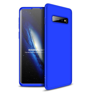 Husa 360 GKK Samsung Galaxy S10 - Blue - Trendmobile