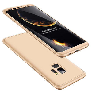 Husa 360 GKK Samsung Galaxy S9 Gold - Trendmobile