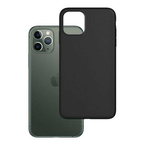 Husa 3MK Matt Case iPhone 12 Pro Max black - Trendmobile