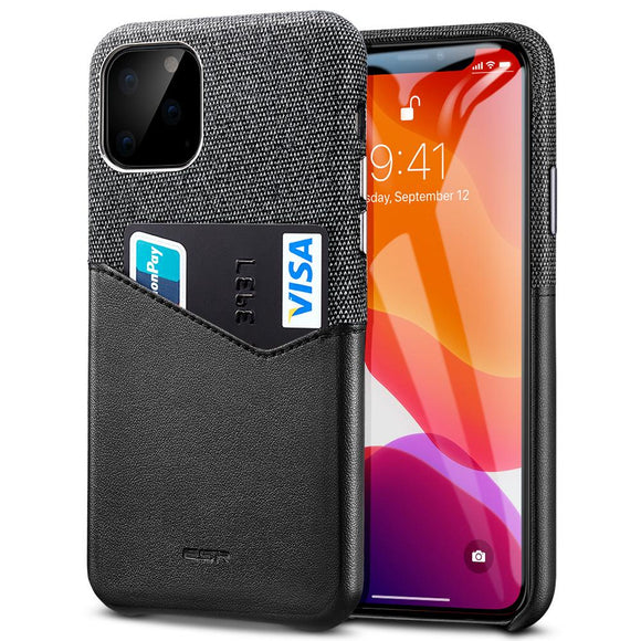 Husa ESR Metro Wallet case for Iphone 11 PRO Max ( 6.5 ) black - Trendmobile