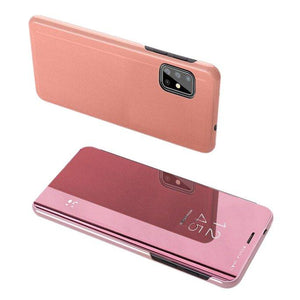 Husa flip Samsung Galaxy S20 Plus Pink - Trendmobile
