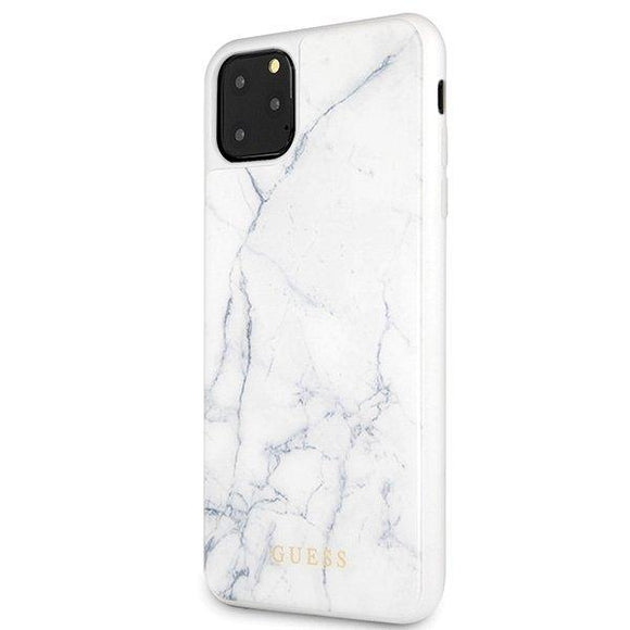 Husa Hard Guess iPhone 11 Pro Max  Marble - Trendmobile