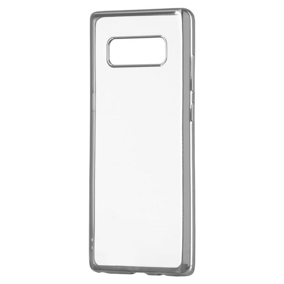 Husa Metalic Slim case for Samsung Galaxy S9 silver - Trendmobile