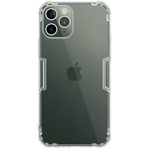 Husa Nillkin Nature TPU Case Gel Ultra Slim Cover for iPhone 12 Pro Max transparent - Trendmobile
