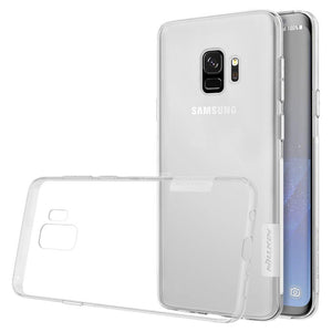 Husa Nillkin Nature TPU Case Gel Ultra Slim Cover for Samsung Galaxy S9 G960 transparent - Trendmobile