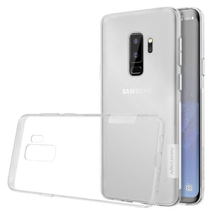 Husa Nillkin Nature TPU Case Gel Ultra Slim Cover for Samsung Galaxy S9 Plus transparent - Trendmobile
