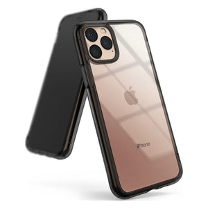 Husa Ringke Fusion PC Case with TPU Bumper for iPhone 11 Pro Max grey - Trendmobile