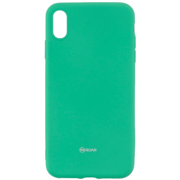 Husa Roar Colorful Jelly Case - for Iphone 11 mint - Trendmobile