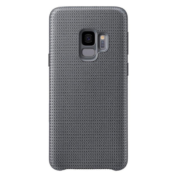 Husa Samsung Hyperknit Back Cover Case for Samsung Galaxy S9 grey - Trendmobile