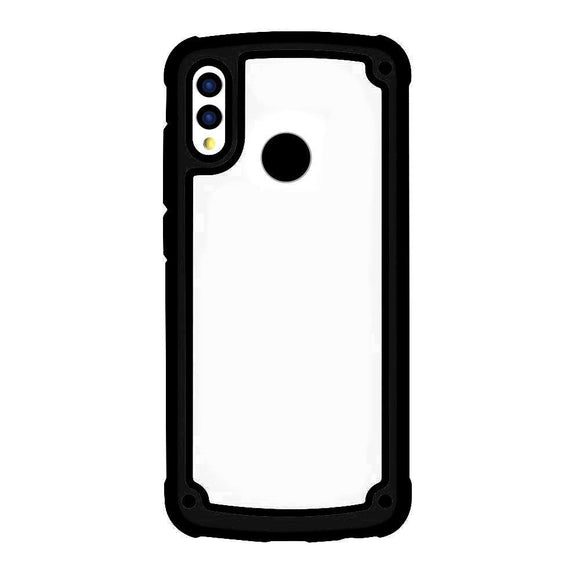 Husa Solid Frame PC Case with TPU Bumper for Samsung Galaxy S9 Plus G965 black - Trendmobile
