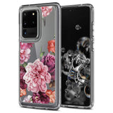 Husa Spigen Ciel Galaxy S20 Ultra Rose Floral - Trendmobile