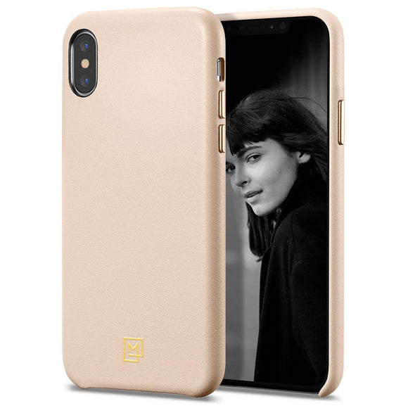 Husa Spigen La Manon Calin Iphone Xs Max Pale Pink - Trendmobile