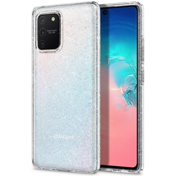Husa Spigen Liquid Crystal Galaxy S10 Lite Glitter Crystal - Trendmobile