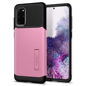 Husa Spigen Slim Armor Galaxy S20+ Plus Rusty Pink - Trendmobile