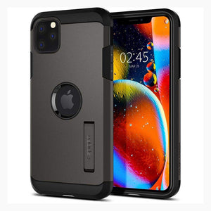 Husa Spigen Tough Armor Iphone 11 Pro Max Gunmetal - Trendmobile