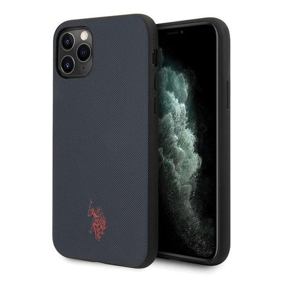 Husa US Polo iPhone 11 Pro Max navy Polo Type - Trendmobile