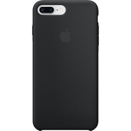 Husa de Silicon Apple pentru iPhone 7/8 Plus - Black - Trendmobile