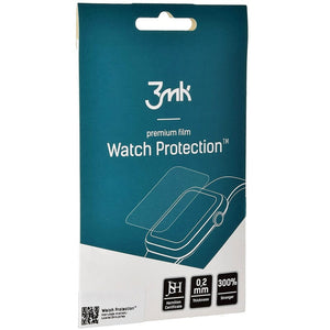 Folie protectie Apple Watch 4/5/6 44mm Folia Fullscreen 3MK