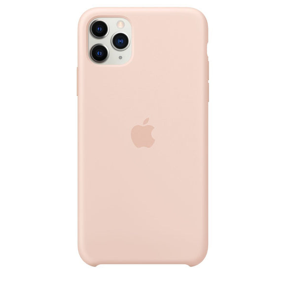 Resigilat - Husa de Silicon Apple iPhone 11 Pro Max - Pink Sand - Trendmobile