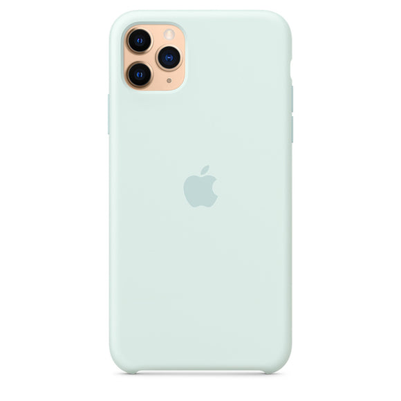 Resigilat - Husa de Silicon Apple iPhone 11 PRO MAX - Sea Foam