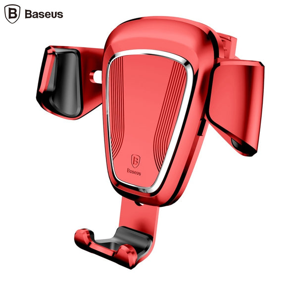 Suport auto Baseus Gravity Car Mount Rosu - Trendmobile