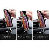 Suport auto Car Mount Lightning - Baseus Silver - Trendmobile