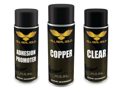 Small Copper Aerosol Combo / Sample Combo