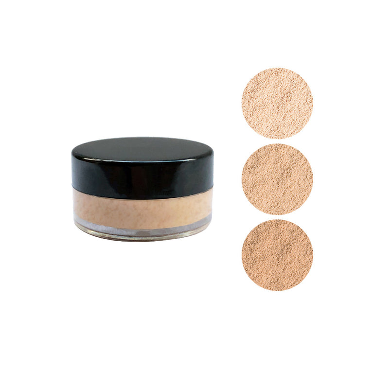 Mineral Irresistible Face Base | Trial Trio