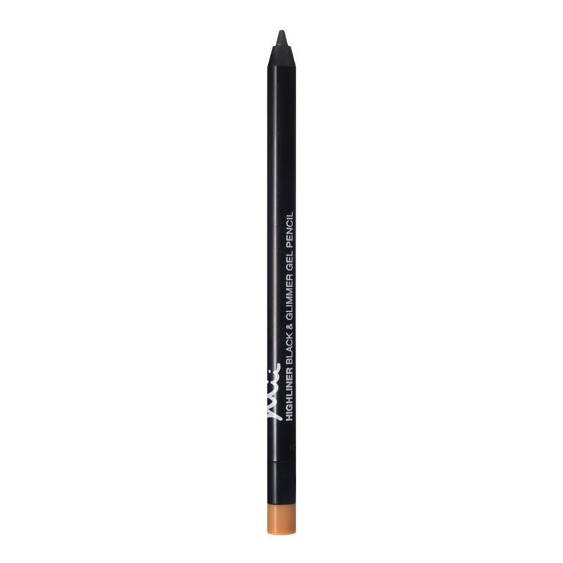 Eyeliner - Highliner Black & Glimmer Gel Pencil HL02