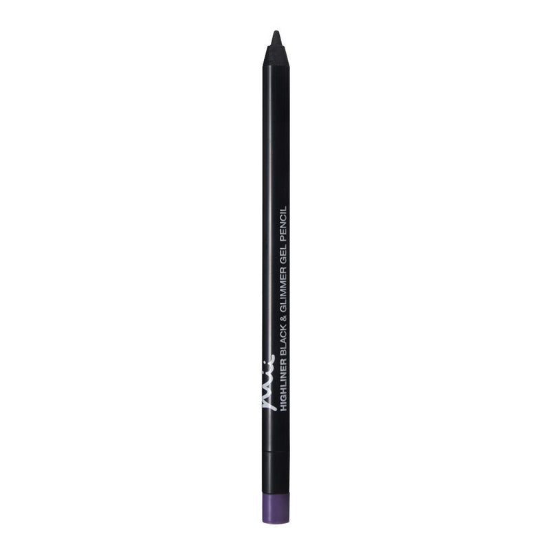 Eyeliner - Highliner Black & Glimmer Gel Pencil HL03