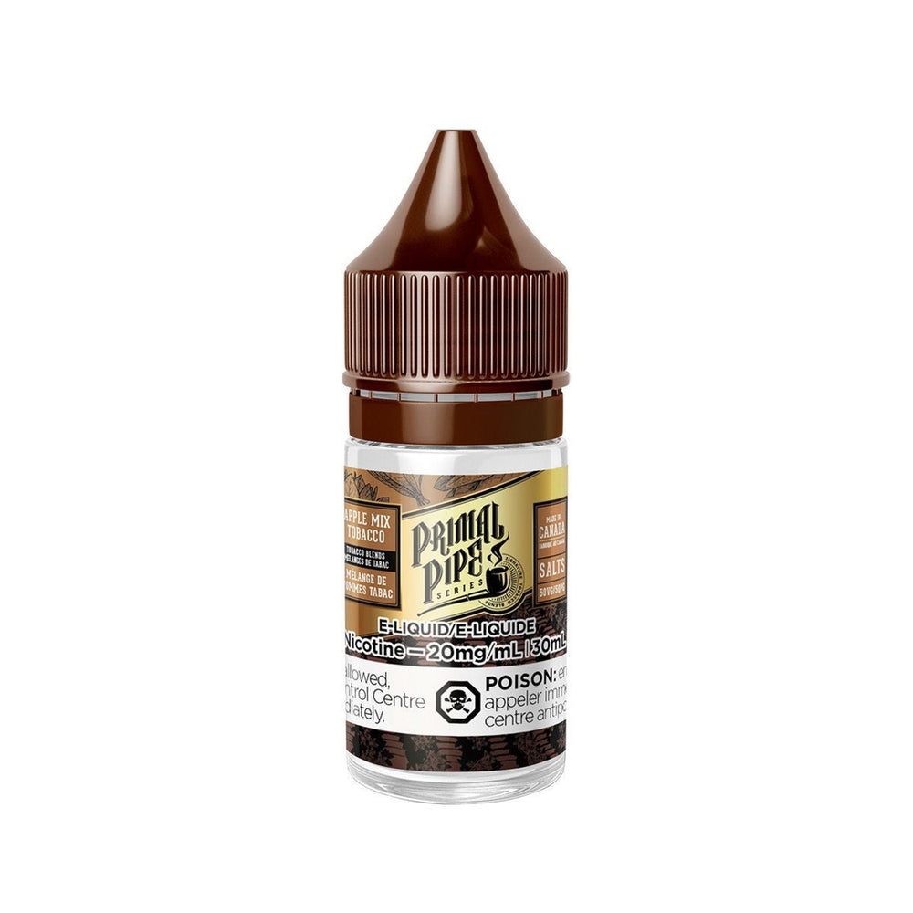Primal Pipe Apple Mix Tobacco Salt