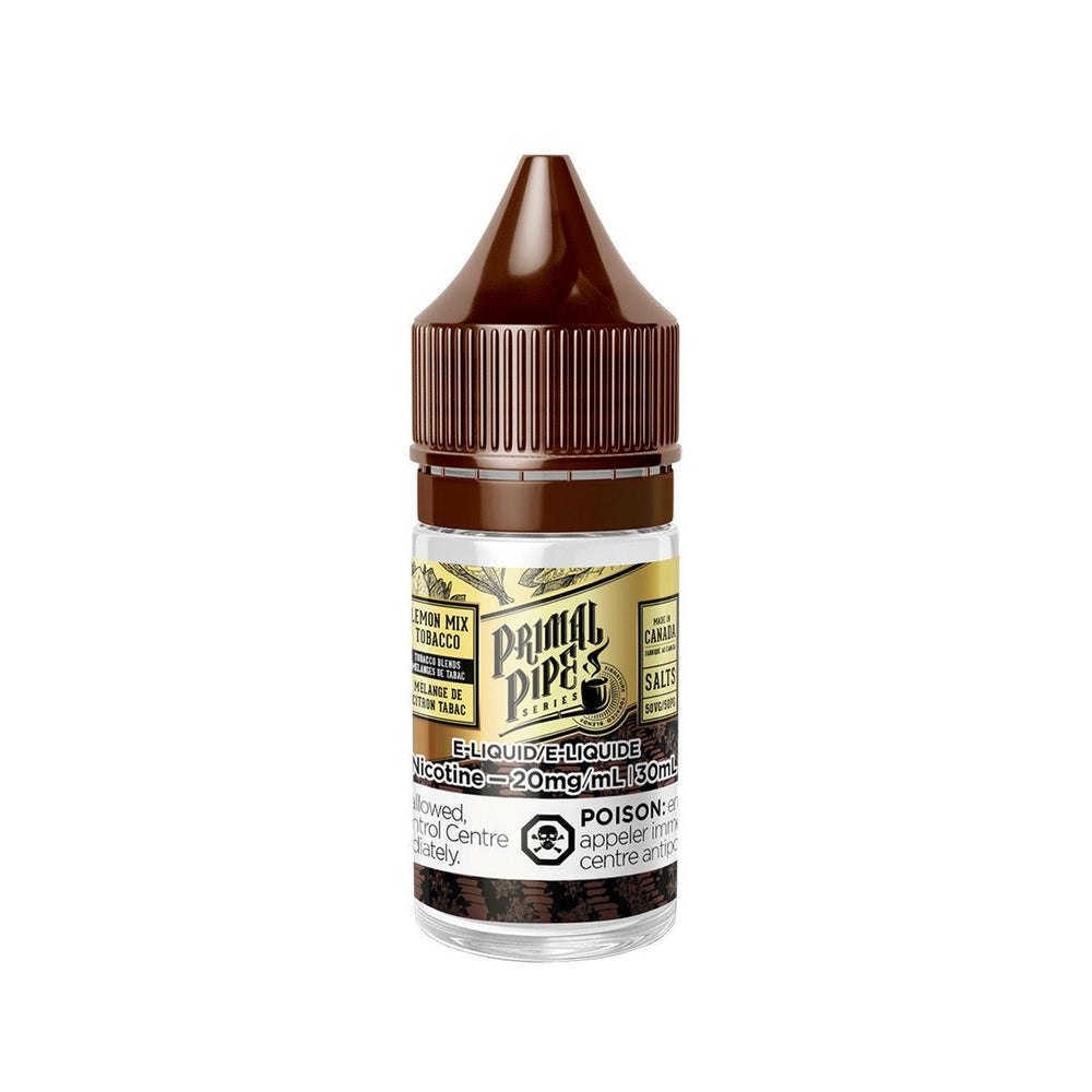Primal Pipe Lemon Mix Tobacco Salt