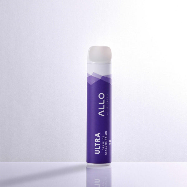 Allo Ultra Disposable - Grape Ice