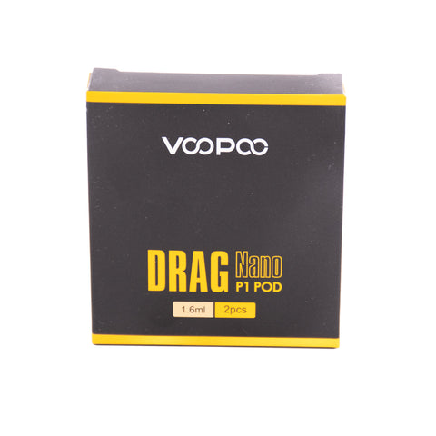 Drag Nano P1 Replacement Pods