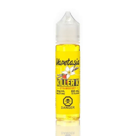 Vapetasia Killer K Strawberry