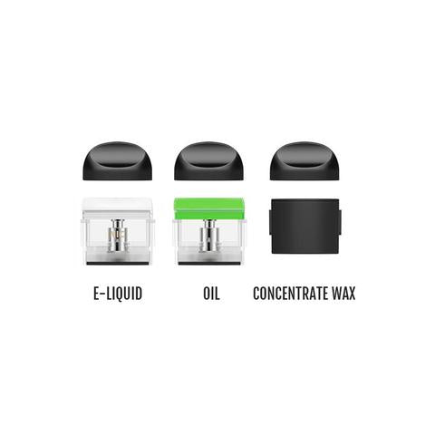 Yocan Trio Replacement Pods