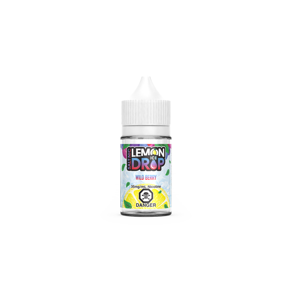 Lemon Drop Ice Wild Berry Salt