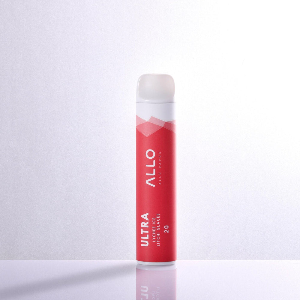 Allo Ultra Disposable - Lychee Ice