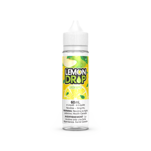 Lemon Drop Green Apple