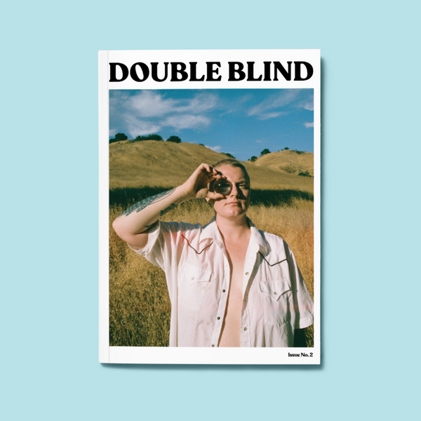 DoubleBlind Magazine Issue No. 2