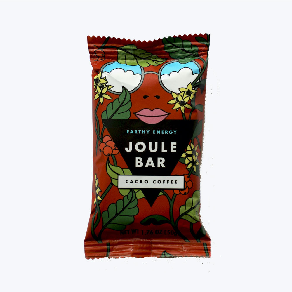 An image of Earthy Energy Cacao Coffee Joule Bar